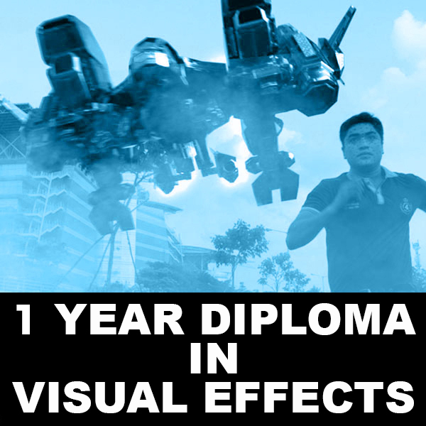 1 Year Diploma in VFX