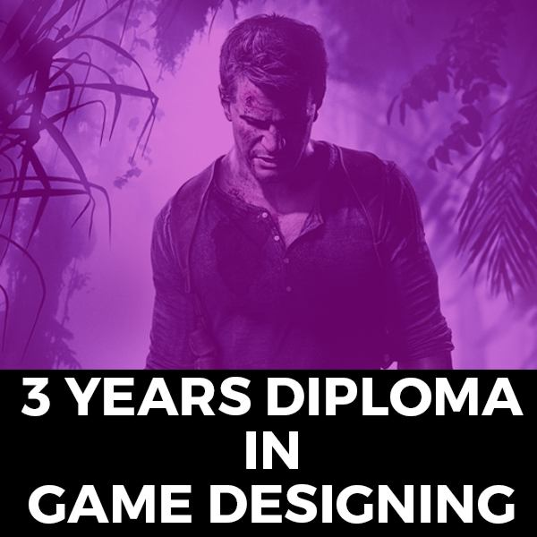 3 Year Diploma in game Designing