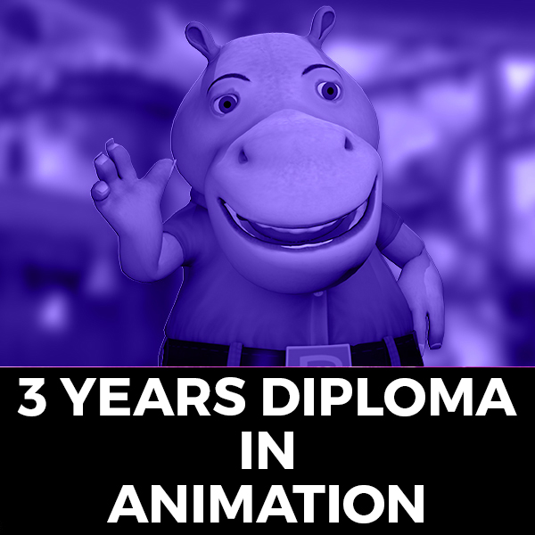 3 Year Diploma in Animation