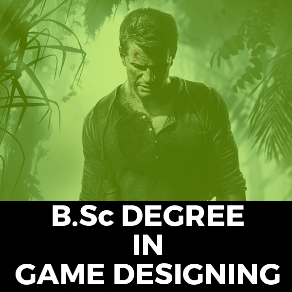 BSc Degree in Game Design