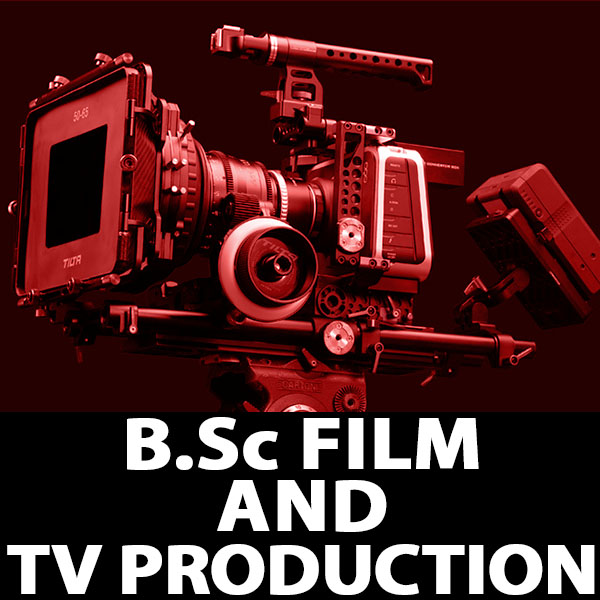 B.Sc Film and Television Production